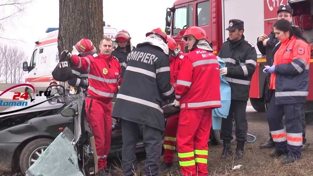 Tragedie pe DN 15D în comuna Horia
