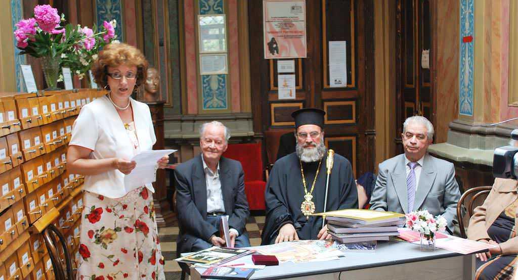 Societatea Culturala George Radu Melidon activitate 1