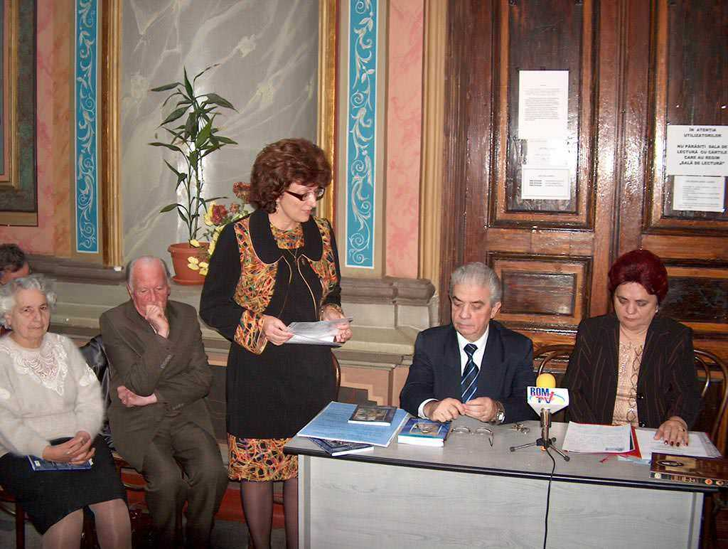 Societatea Culturala George Radu Melidon activitate 3