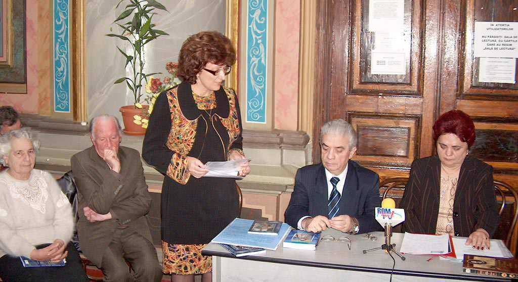 Societatea Culturala George Radu Melidon activitate 4