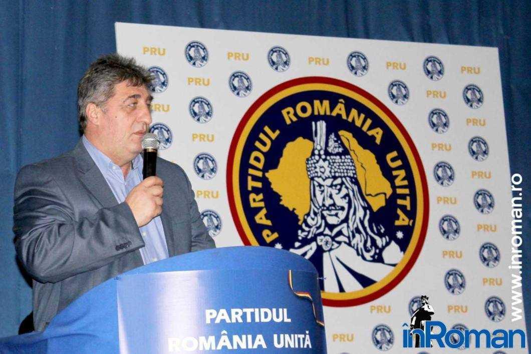 Dan Manoliu conferinta PRU 2016