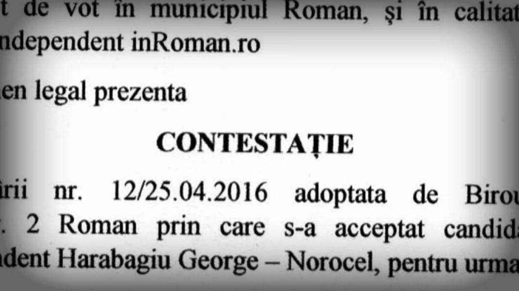 Biroul Electoral acceptă o candidatură la Primărie fără numărul legal de semnături. Noi am contestat-o în Justiție.