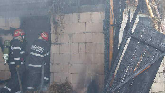 Zile de foc pentru pompieri