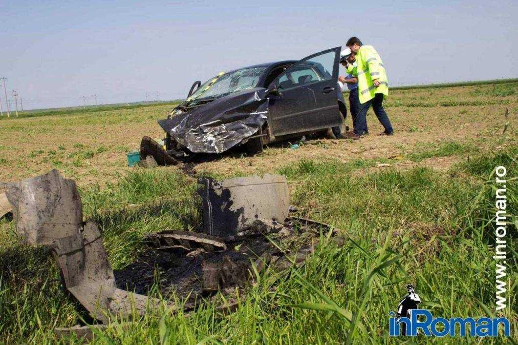 accident Horia 6801
