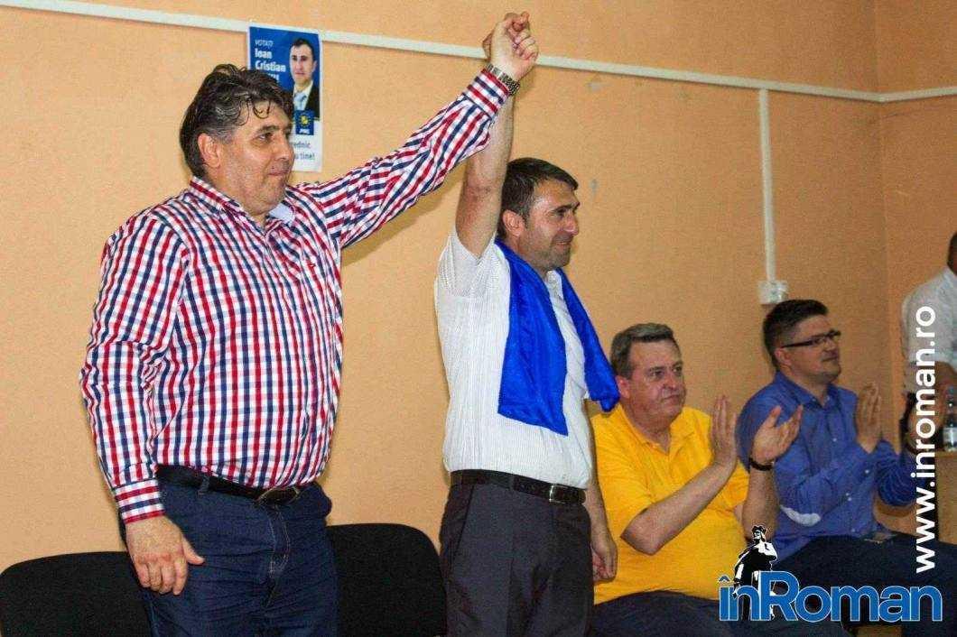 intalnire electorala Cristian Baciu 7784