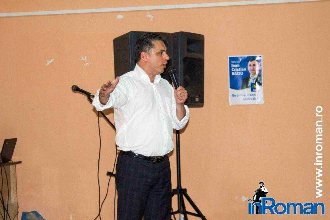 intalnire electorala Cristian Baciu 7793