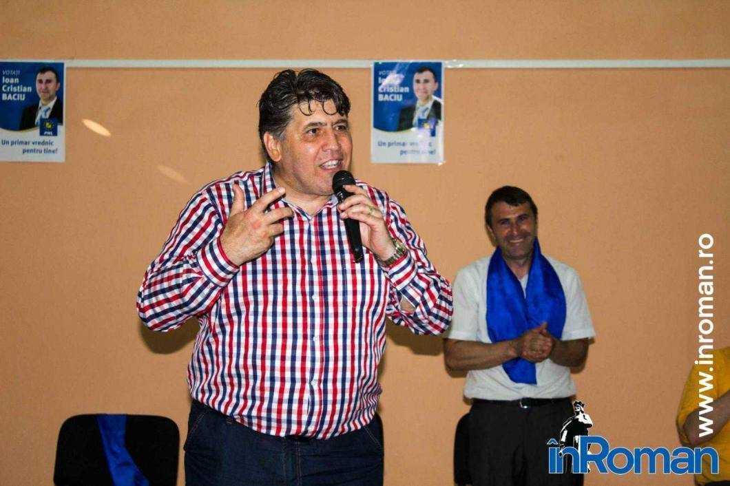 intalnire electorala Cristian Baciu 7807