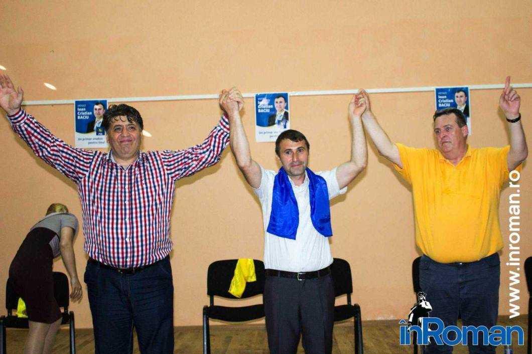 intalnire electorala Cristian Baciu 7811