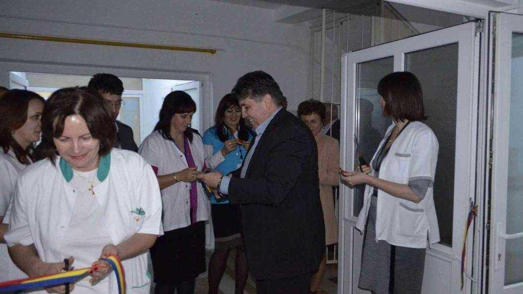10.inaugurare sectii spital