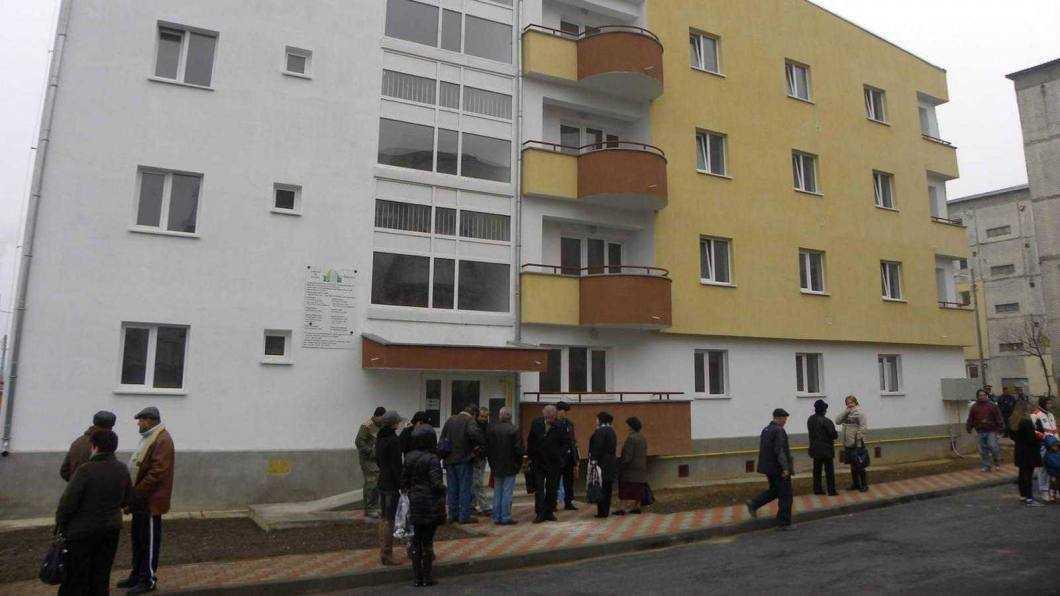 28. bloc locuinte sociale