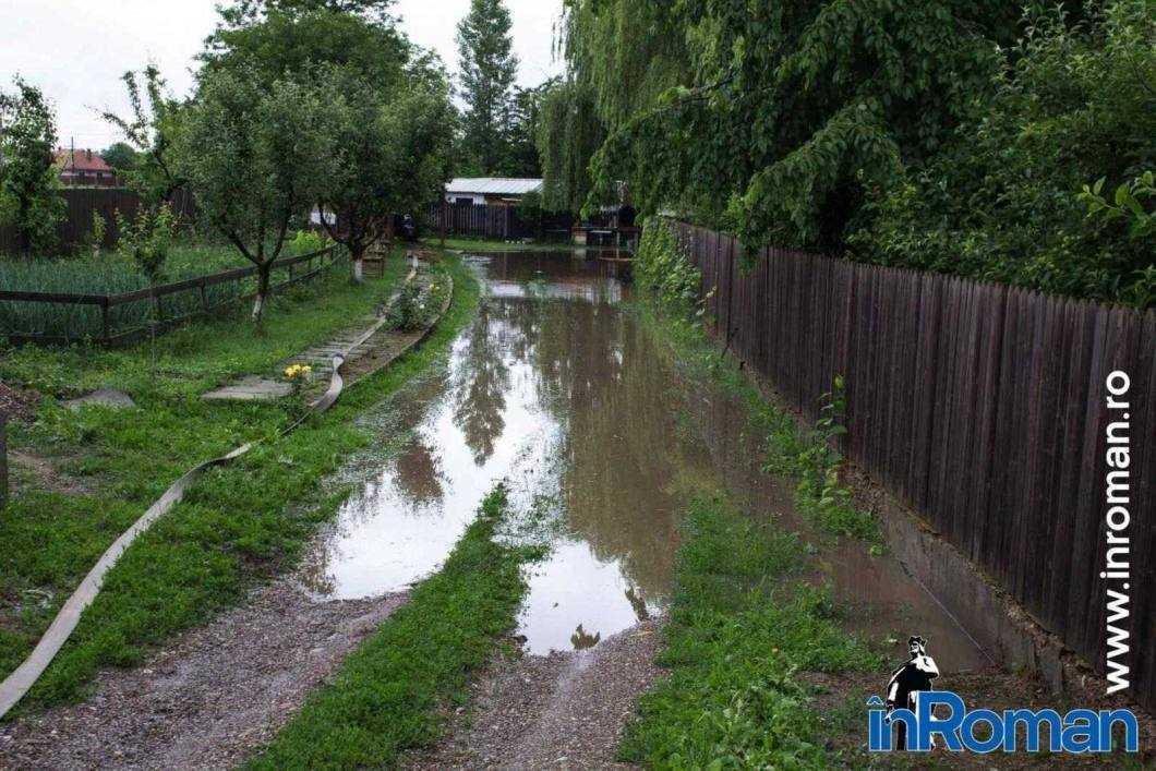 Inundatie curte Balcescu 7974