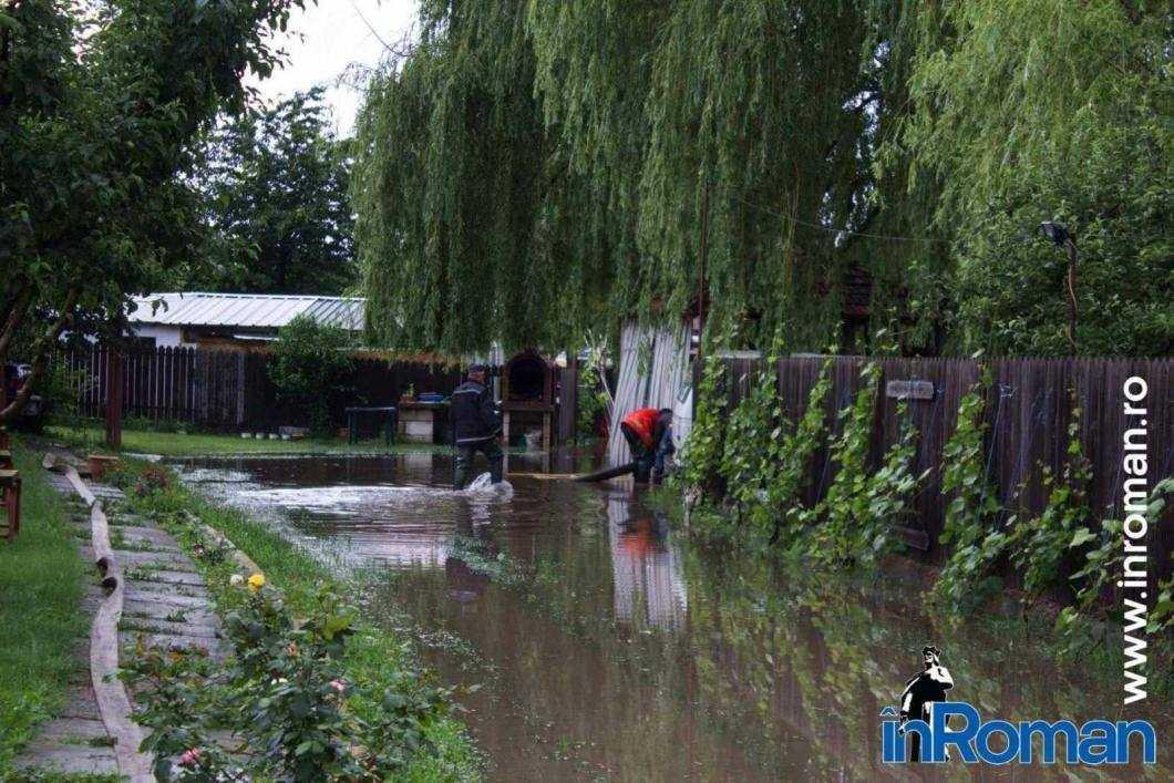 Inundatie curte Balcescu 7991
