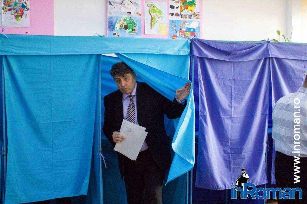 Laurentiu Leoreanu la vot 8067