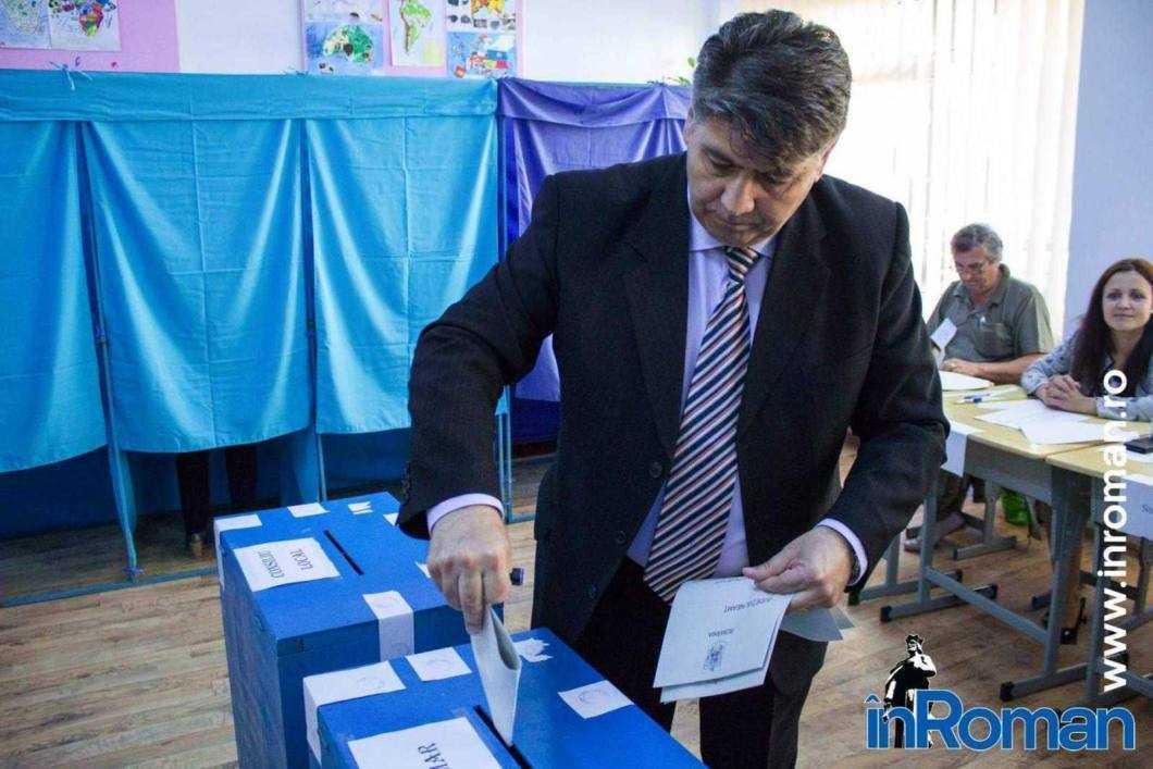 Laurentiu Leoreanu la vot 8071