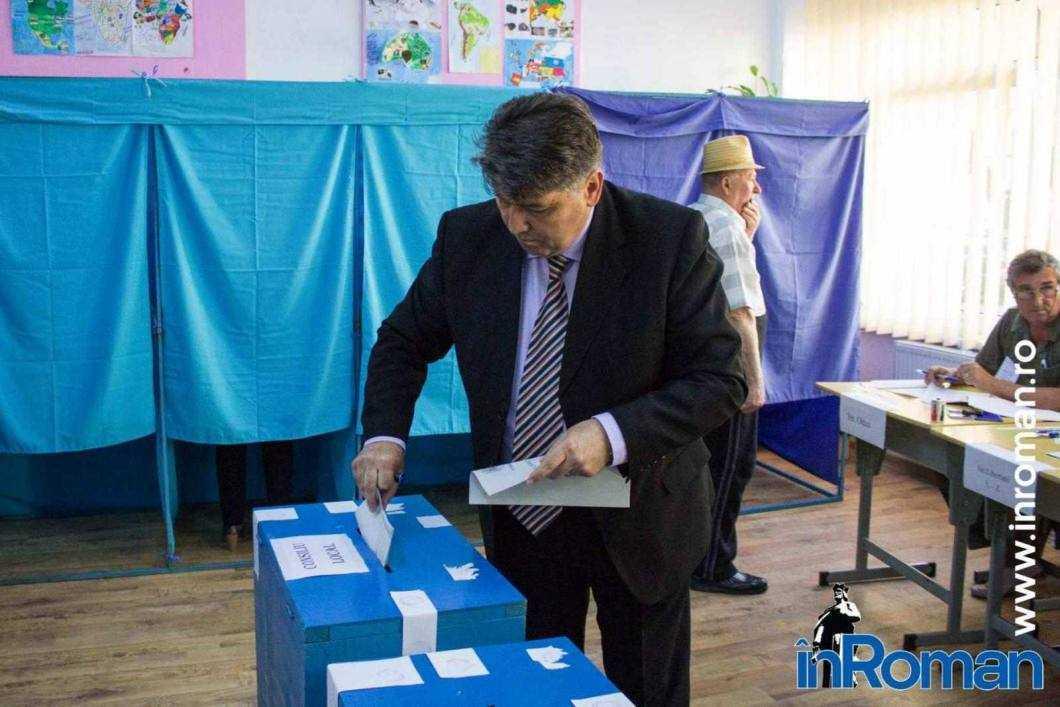 Laurentiu Leoreanu la vot 8077