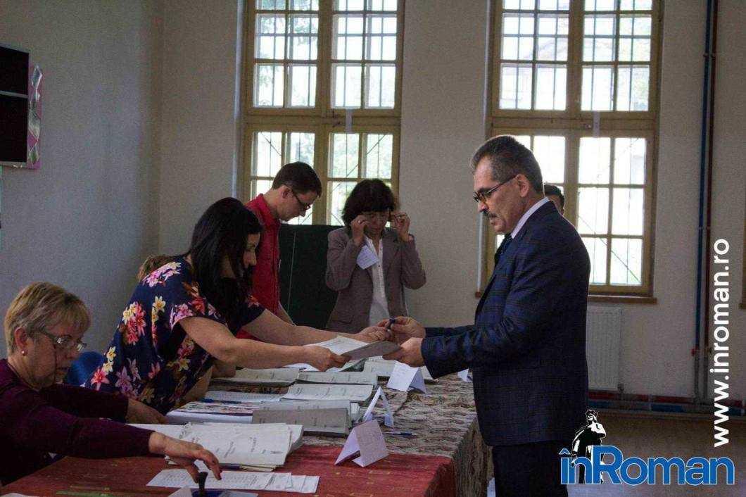 Gheorghe Oprea votare 8121