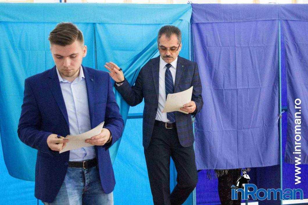 Gheorghe Oprea votare 8123