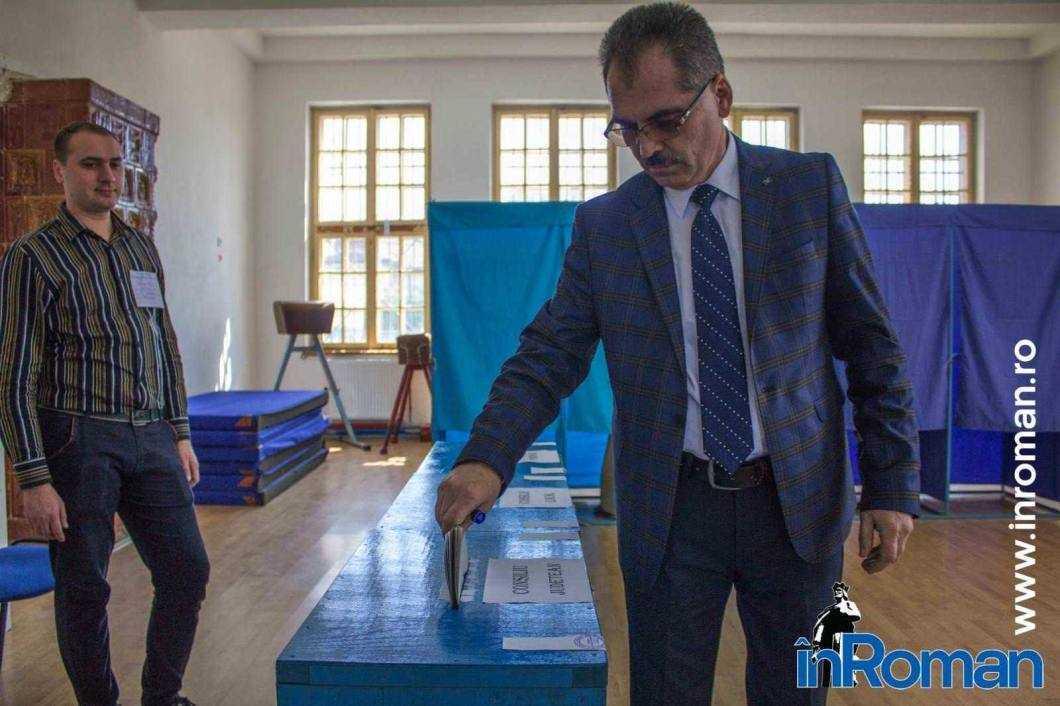 Gheorghe Oprea votare 8132