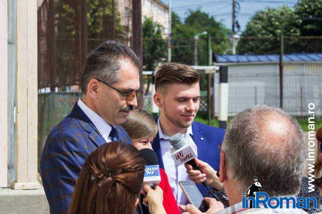 Gheorghe Oprea votare 8133