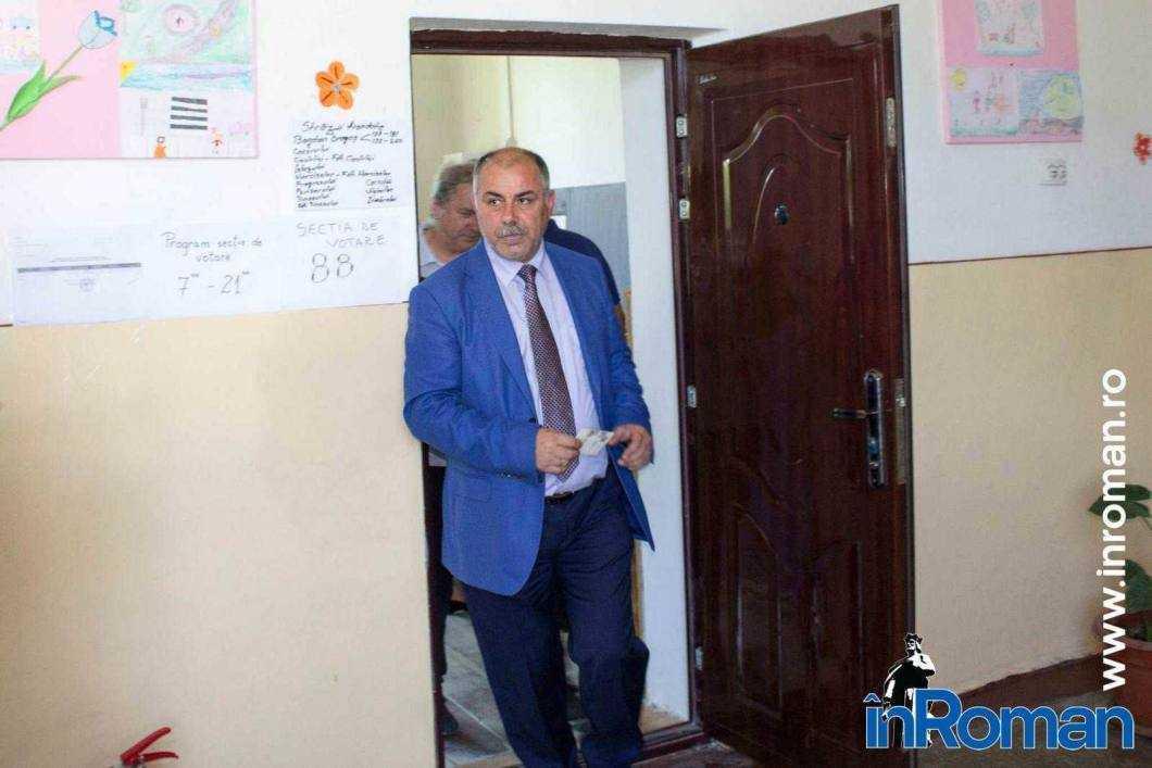 Sorin Cazan votare 8167