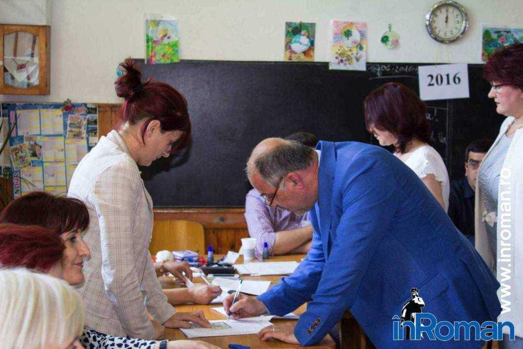 Sorin Cazan votare 8172