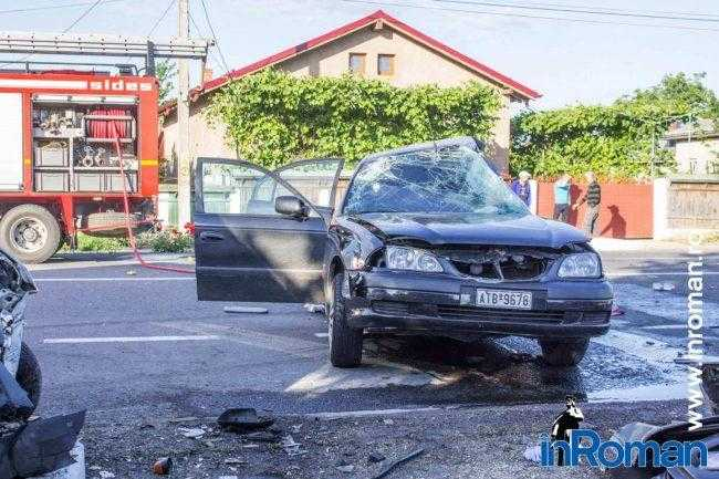 accident Traian 8313