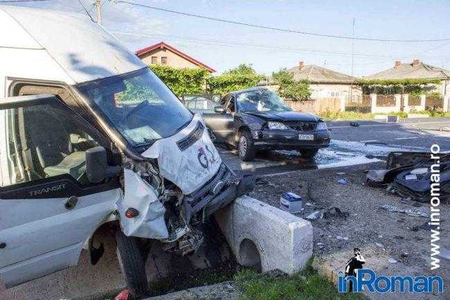 accident Traian 8320