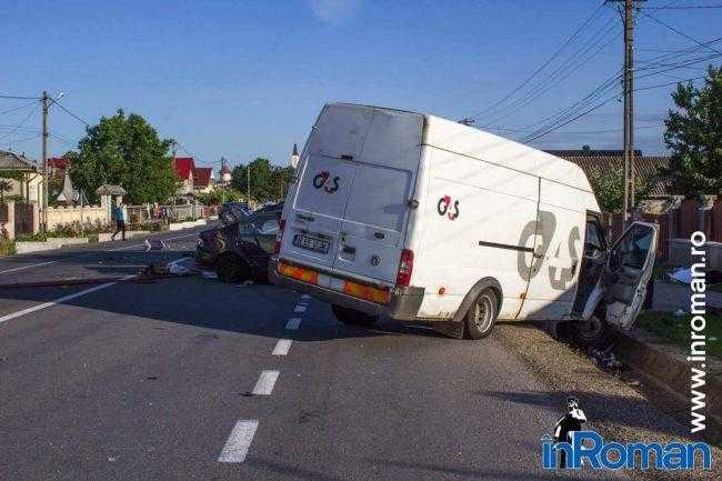 accident Traian 8323