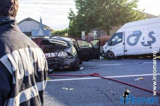 accident Traian 8367