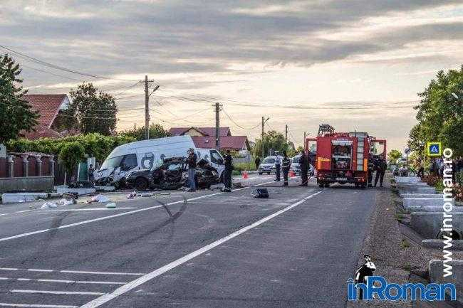 accident Traian 8385