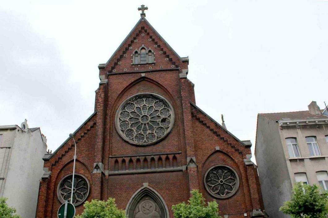 biserica ortodoxa Schaerbeek Bruxelles