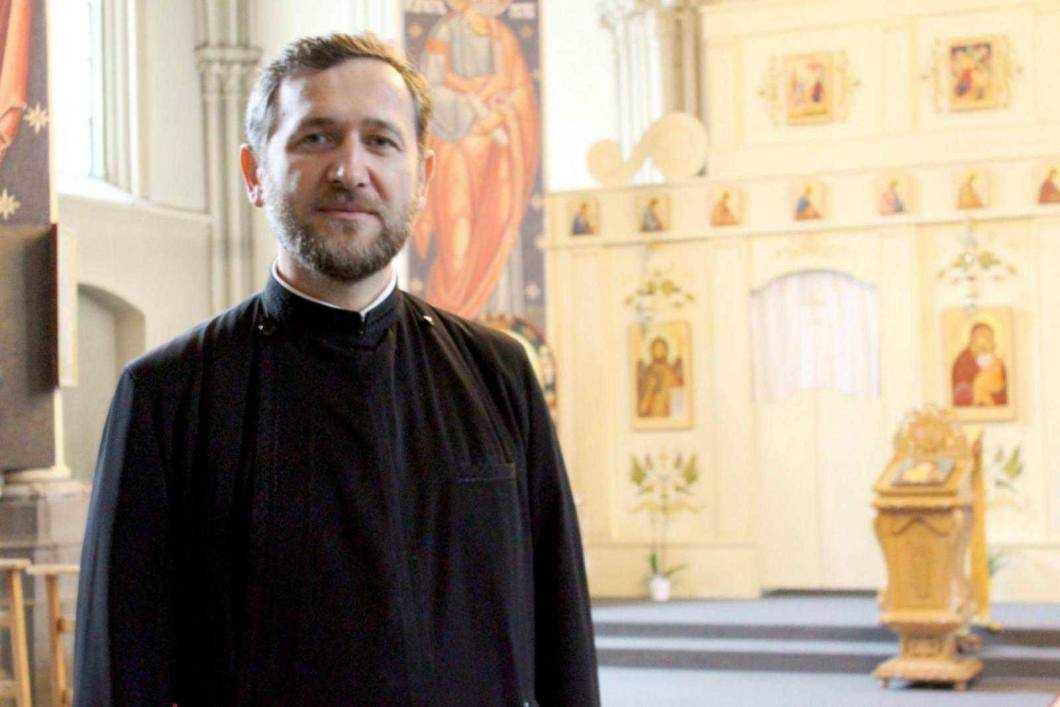 preot Patriciu Vlaicu - Bruxelles 1
