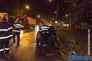 accident cale ferata noapte 16