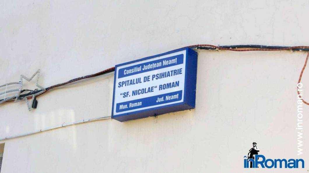 Noi focare de covid în județul Neamț, dintre care unul la spitalul de psihiatrie din Roman