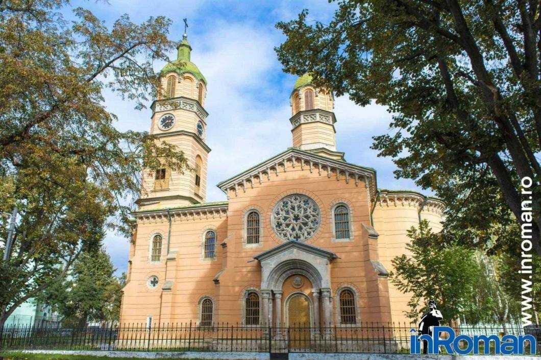 """Biserica """"Armenească"""" Pogorârea Sfântului Duh"""