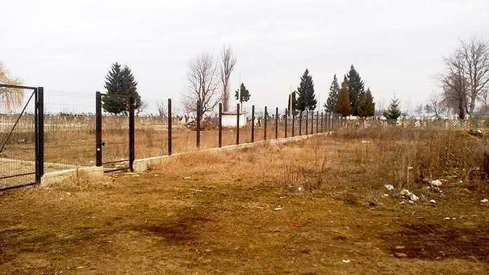 cimitir Nicolae Balcescu 4