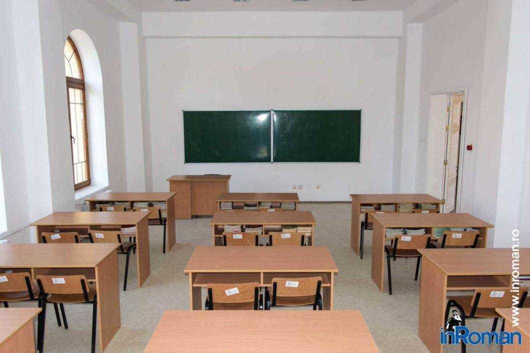 """Colegiul Național """"Roman Vodă""""și Liceul Tehnologic """"Vasile Sav"""" Roman, în topul liceelor din județ"""