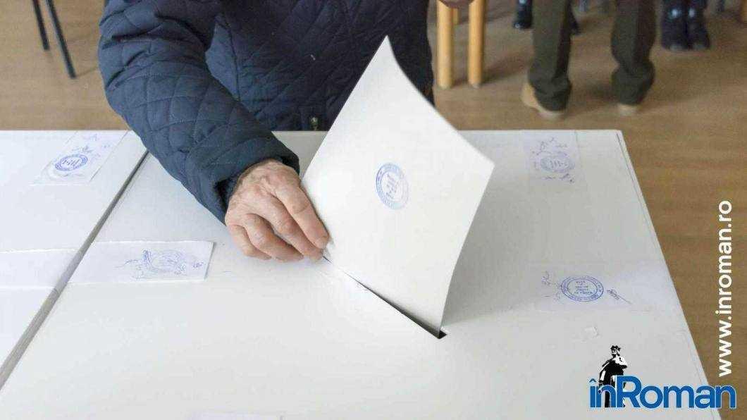 Live text: Rezultatele alegerilor europarlamentare la Roman (update periodic)
