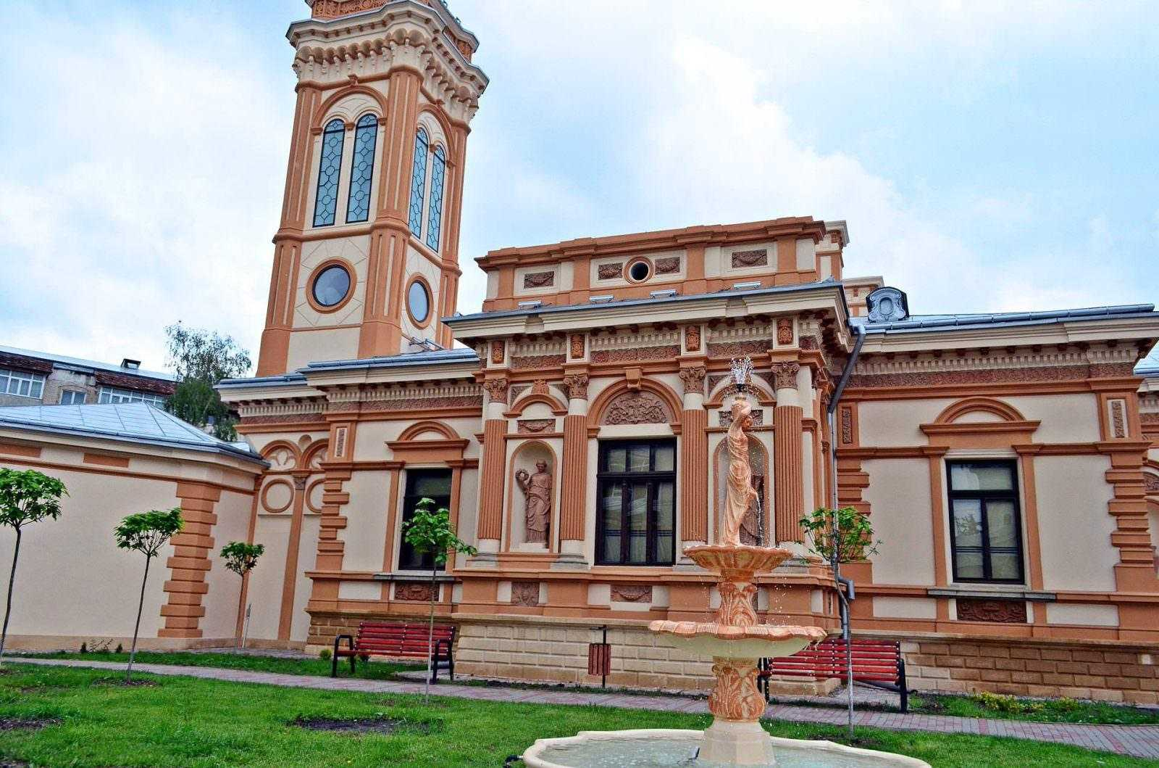Biblioteca Municipala George Radu Melidon