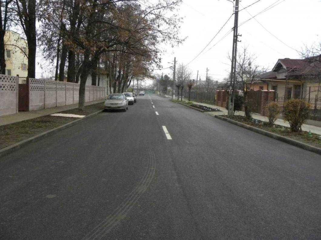asfalt modernizare strada