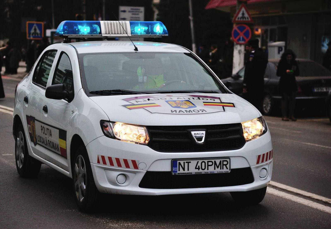 politia locala roman masina