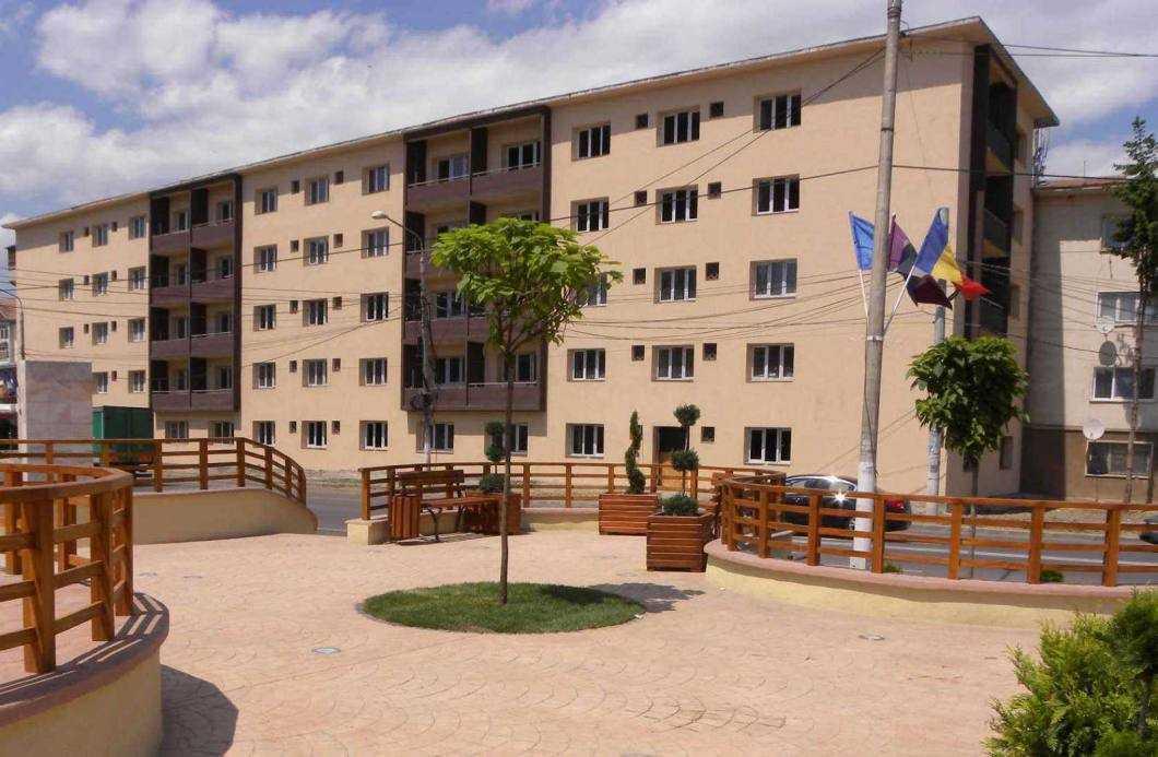 scuar Hotel Roman bloc reabilitat