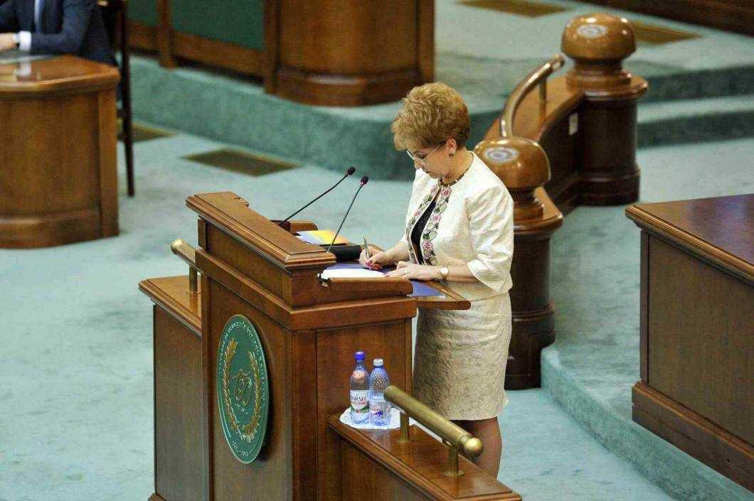 Monitorizare înRoman.ro: Emilia Arcan votează pentru Ziua Antreprenorului. Ce vor obține antreprenorii?