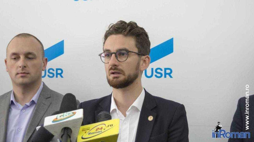 Deputatul Bulai nu mai este președinte al USR Roman