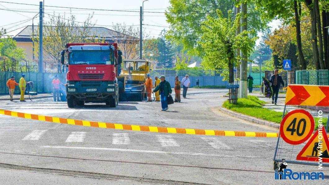 """Lucian Micu: """"Sunt foarte nemulțumit de asfaltare"""""""