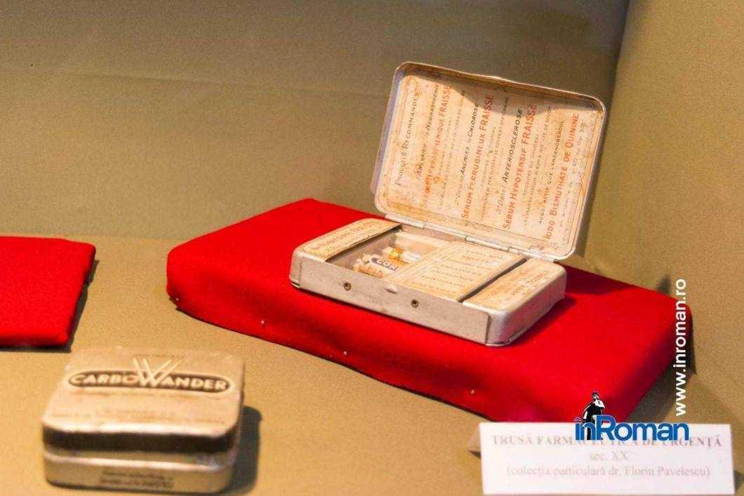 Simpozion farmaceutic Muzeul de Istorie 3001