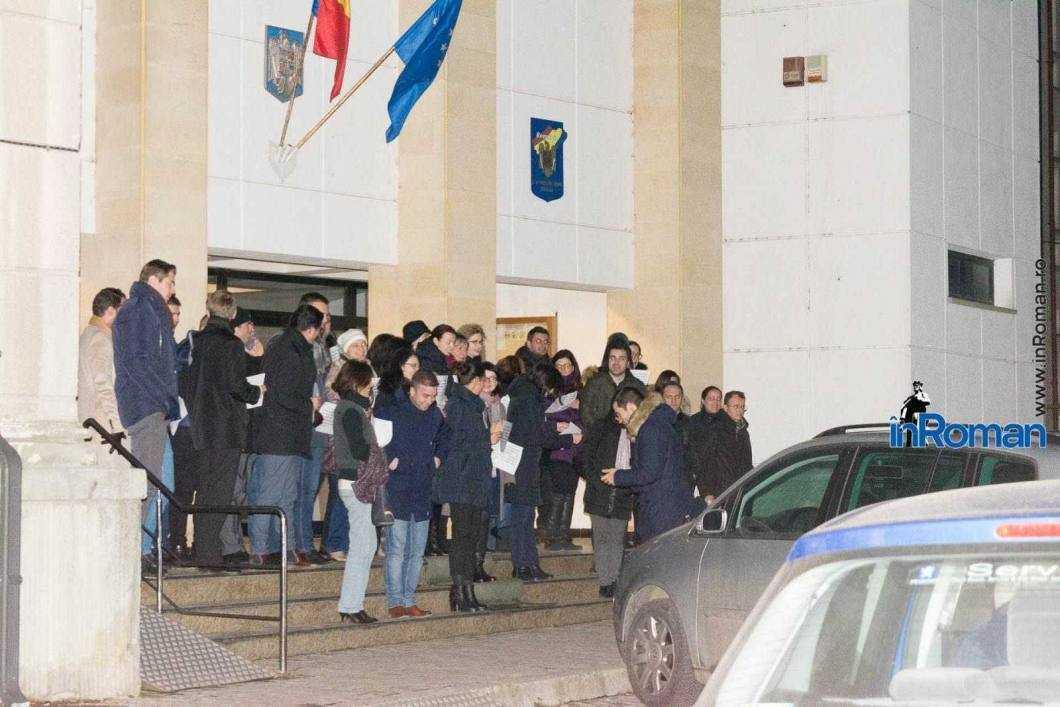 procurori in protest 6607