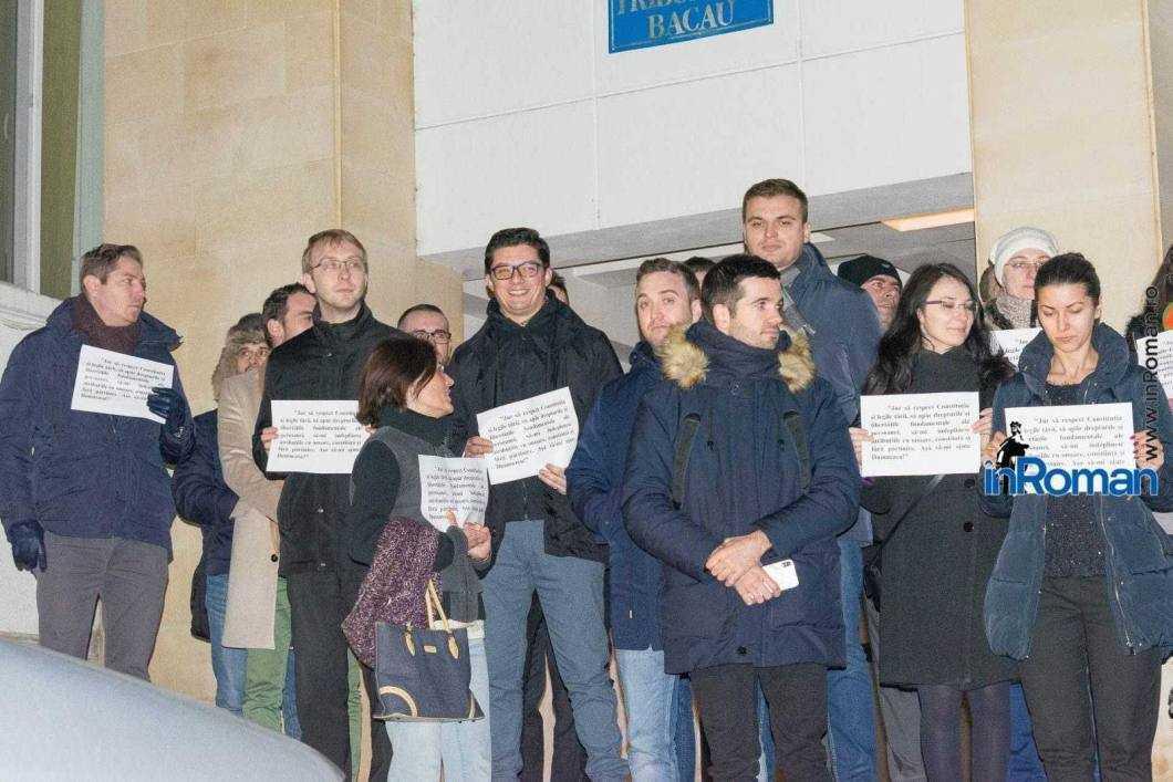 procurori in protest 6611