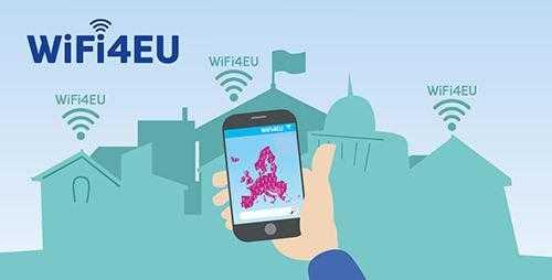 UE dă iarăși bani pentru WiFi gratuit. Vezi localitățile eligibile
