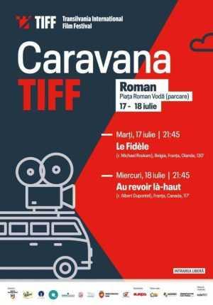 Program Caravana TIFF Roman 2018
